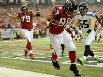Seattle Seahawks at Atlanta Falcons