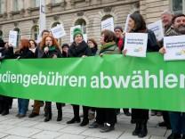 Bündnis 90/Die Grünen gegen Studiengebühren