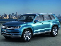VW Cross Blue, VW, Cross Blue, Volkswagen, NAIAS