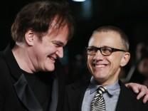 Christoph Waltz und Quentin Tarantino