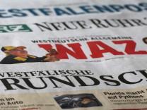 WAZ streicht 120 Stellen bei 'Westfälischer Rundschau'