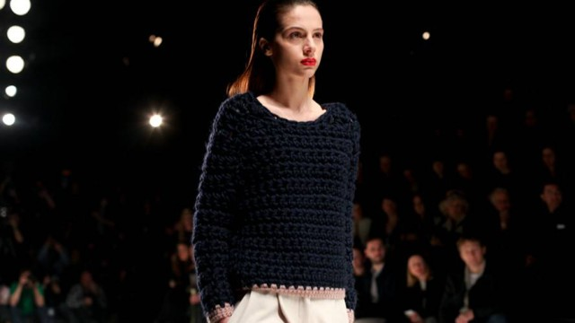 Fashion Week Hien Le