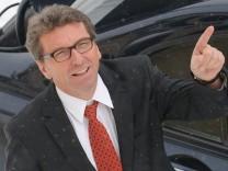 CSU-Fraktionschef Georg Schmid