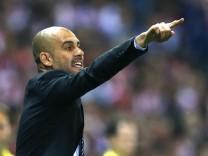 FC Bayern zu Guardiola-Gerüchten
