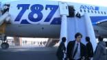 Boeing 787 Dreamliner Notlandung einer Boeing 787
