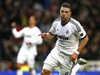 Real Madrid vs Valencia CF