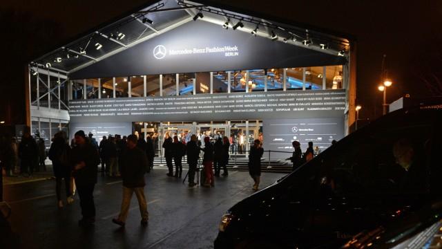 Fashion Week Berlin - Location