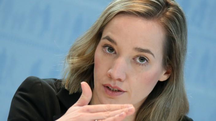 Kristina Schröder zum Familienreport 2012