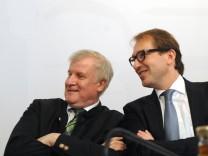 CSU, Horst Seehofer, Alexander Dobrindt, Homoehe