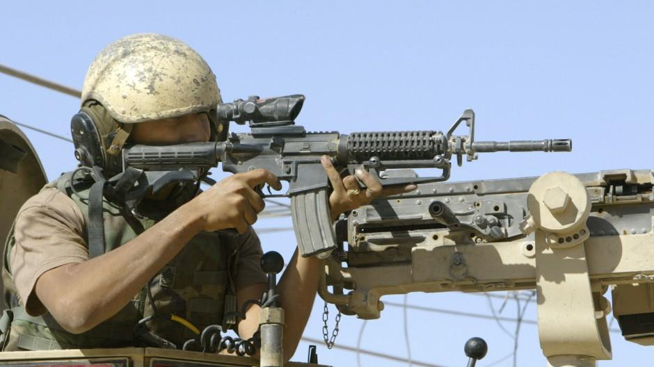 "Waffentechnologie US-Diskussion um ""Assault Weapons"""