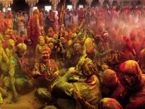 Bildband Heiliges Indien
