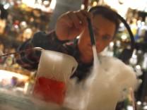 In der Bar Zephyr werden feine Drinks gemixt.