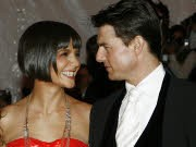 Katie Holmes, Tom Cruise, Scientology, Reuters