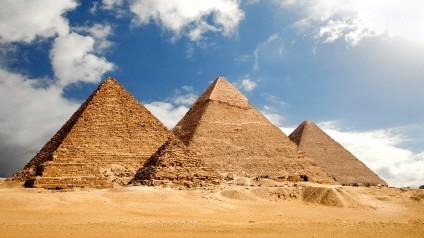 Pyramiden Gizeh Ägypten