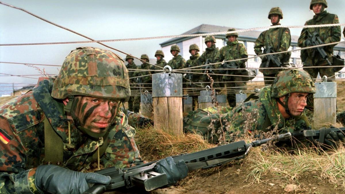 Wie die Bundeswehr Rekruten umwirbt