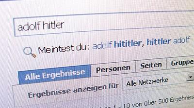 Rechtsextreme im Netz