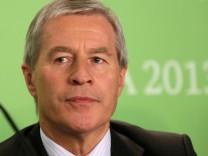 Grüne Woche - Internationale Pressekonferenz GFFA