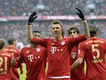FC Bayern München - SpVgg Greuther Fürth