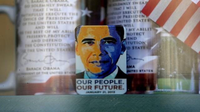 Washington DC Prepares For Presidential Inauguration