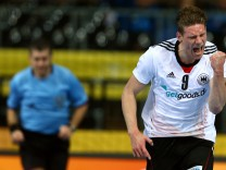 Germany v Macedonia - Round Of Sixteen - Men's Handball World Championship 2013