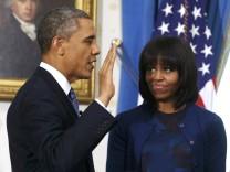 Vereidigung Barack Obama zur zweiten Amtszeit