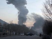 Kabul Afghanistan Terrorismus Islamismus Taliban