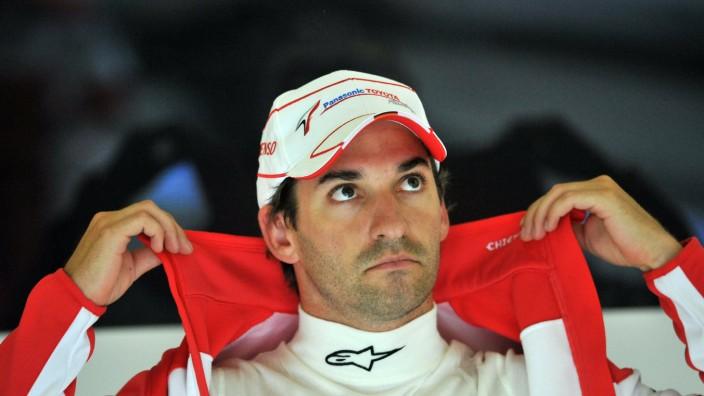 Saison beendet: Glock fehlt beim Formel-1-Finale