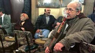 Rauchen, Rauchverbot, Türkei, Wasserpfeife, dpa