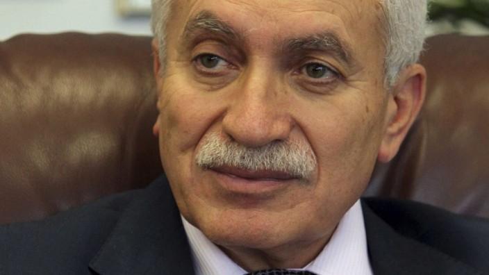 Zyperns Finanzminister Vassos Shiarly