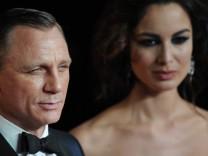 Skyfall-Darsteller Daniel Craig und Berenice Marlohe