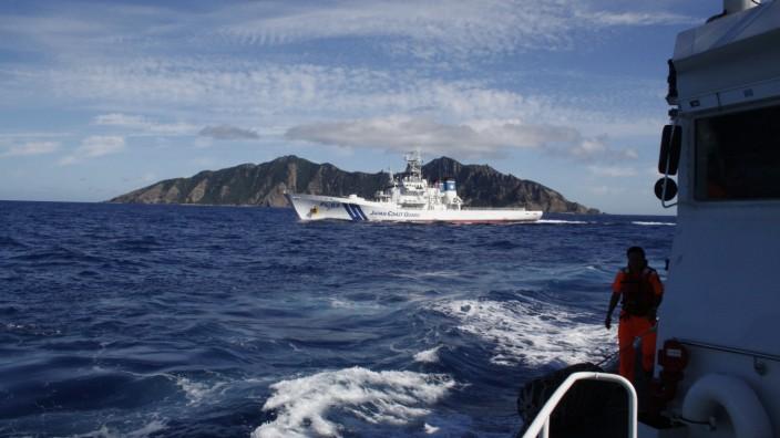 Inselstreit mit Japan