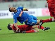 Van Bommel, Zeh, verletzt, dpa