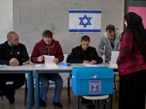 Voting Begins In Israeli General Election