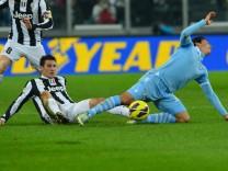 Lazio, Juventus, Alvaro Rafael Gonzalez Luengo, Federico Peluso