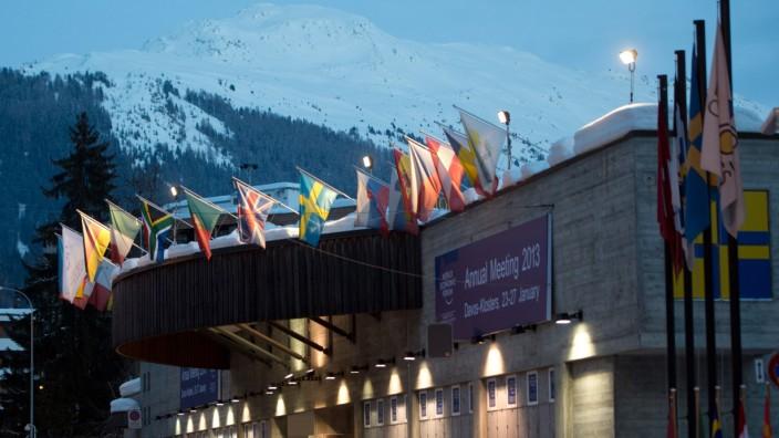 Kongresszentrum Weltwirtschaftsforum Davos