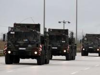 Patriot Iskenderun Türkei Bundeswehr Syrien