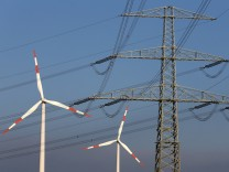 Energiewende Trasse Konverter Windparks