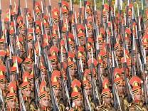 Tag der Republik Republic Day Indien Delhi