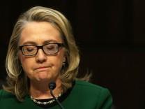 Hillary Clinton, Bengasi, USA