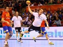Spain v Germany - Quarterfinals - Men's Handball World Championship 2013