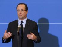 Francois Hollande Frankreich Cameron Briten Großbritannien EU Europa Austritt