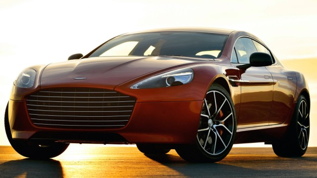 Aston Martin, Aston Martin Rapide, Aston Martin Coupé, Bond, James Bond
