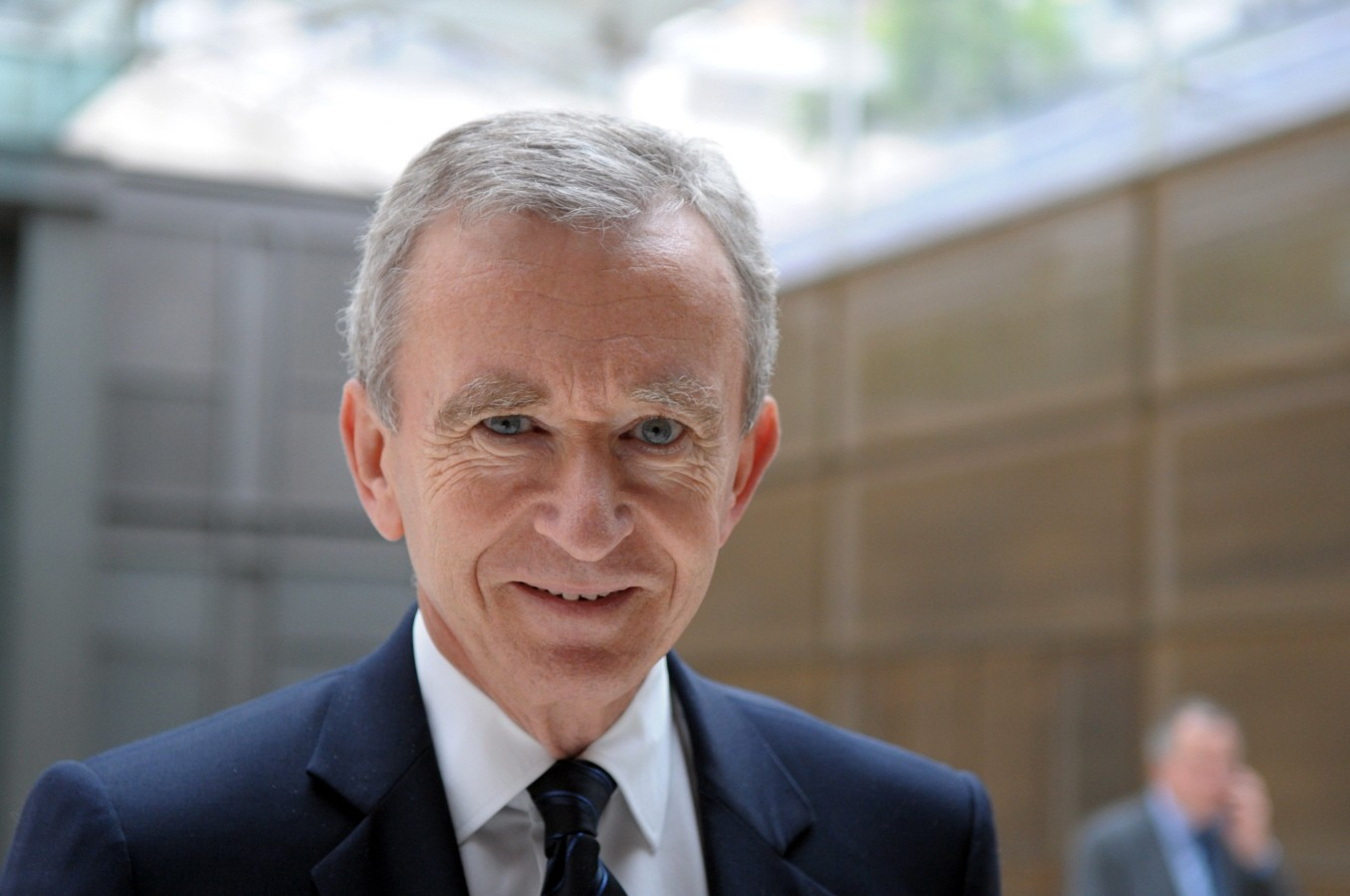 bernard arnault - second of the top 10 richest people in the world 2020