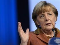 Angela Merkel, Davos, WEF