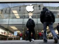 Erster Apple Store in Deutschland