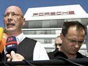 Porsche-Betriebsrat Hück attackiert Piech, Volkswagen, dpa