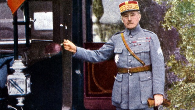 Geschichte Fotografie im Ersten Weltkrieg
