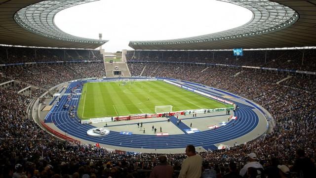 WM 2006 - Olympiastadion Berlin