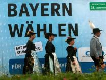 Landtagswahl Bayern