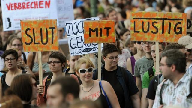 Slut Walk Berlin